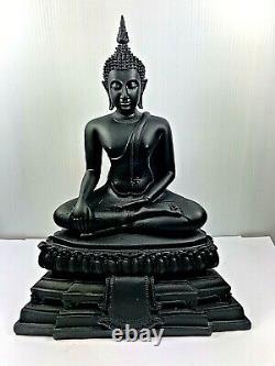 10 Magic Phra Chiang San Lek Nam Pee Bucha Buddha Statue Wealth Thai Amulet$$$