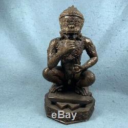 10 Statue 4 EARS 5 EYES Thai Buddha Amulet Holy Charm Lucky gambling talisman