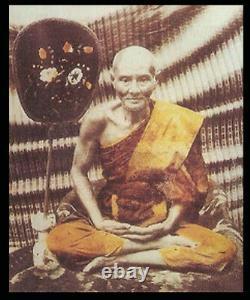 100% Genuine Takrut Amulet LP YIM Thai Buddha Old Talisman Magic Lucky Charm