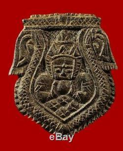 100% Thai Buddha Amulet Kala LP Noy Wat Sesa Thong