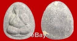 100% Thai Buddha Amulet Pra Pedta LP Pae Wat Pikulthong 1988