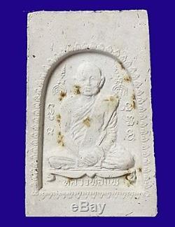100% Thai Buddha Amulet Pra Somdej LP Pae Tansam With Hair Wat Pikulthong 1974