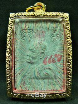 1994 Thai Buddha'somdej Sai Rung Lp Pae' Figure Amulet Temple Blessed