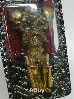 3 Pcs Kuman Thong Magic Oil Lp Tae Voodoo Haunted Doll Sacred Thai Buddha Amulet