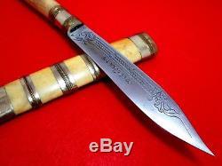 5 Meed Mor Knife Talisman Year1983 LP Joi Wat Sri-Uthumpon Buddha Thai Amulets