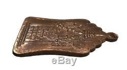 A coin LP PHROM, Wat Chong Kae, NakornSavan, Thailand, B. E. 2514, Thai Buddha Amulet