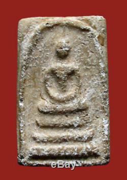 AUTH Top Phra Somdej Chin Na Bun chon by lp. Tim Wat Lahanrai THAI amulet buddha