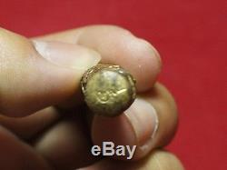 Antique Takrut Naga Lp Aium Wat Saphan Shung Thai Buddha Amulet