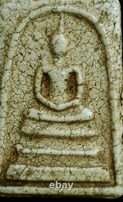 Antiques Thailand Buddha Thai Amulet Phra Somdej Pim Yai Lp Toh Wat Rakang