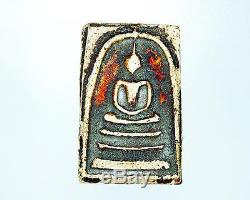 Best Thai Amulet Phra Somdej Wat Rakang Phim Yai Magic Sacred Buddha's grace Old