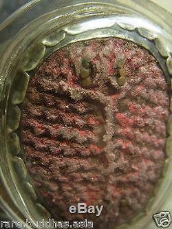 Bia Kae Kai L P Puk Wat Bueng Thong Lang Yr 2497 Bangkok Thai Buddha Amulet