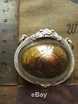 Bia -Kae, Luang Pu Boon, Wat Klang Bang Kaew year 2467 Thai Buddha Amulet