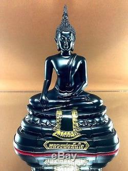 Buddha Amulet Antique God Lp Tanjai Temple Powerfull Luck Love Rare Dragon Thai