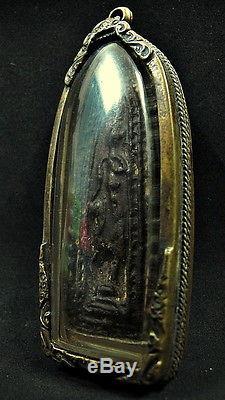 Buddha LP Boon Pim Leela Nang Talung Figure Thai Buddhist Amulet Charm Talisman