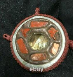 Buddha Leklai Huge Devil Palang Lokathat Thai Amulet Love Talisman Magic Skull