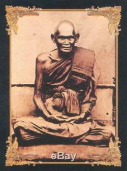 Buddha'Phra LP Boon Pim Hanuman' Figure Thai Buddhist Amulet Charm Talisman