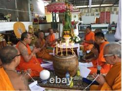 Buddha Phra Pitta 12 Legends Meteorite Arjarn O Thai Amulet Protection Talisman
