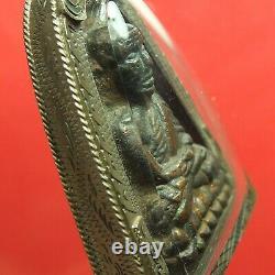 Card, Pra LP Thuad Wat Chang Hai, Phim A, BE. 2505 very rare special Thai Buddha#2
