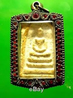 Certificate Phra Somdej Lp Toh Wat Bangkhumprom Thai Buddha Amulet