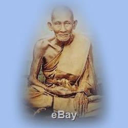 For Lucky Charm Powerful Money Tarkrut Luang Pu Suk Magic Thai Amulet Buddha