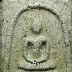 Genuine Antique Phra Somdej Toh Wat Rakang Pim Yai Thai Buddha King Amulet RARE