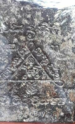 Genuine Thai Lucky Amulet Thailand Buddha Phra Nang Kwak Wealth Magic Talisman