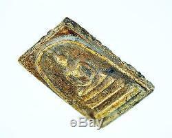 Great Thai Amulet Phra Somdej Wat Rakang Phim Yai Very Magic Sacred Buddha Old
