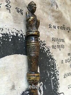 Hanuman, Pha Khan, Luang Phor Soon, Wat Sala Goon, Thai Buddha Amulet
