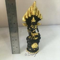 Jatukam Ramathep Statue Blessed Thai Buddha Amulet Naga Sacred
