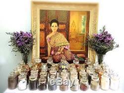 Khunpaen Prai Kanya Wat Prachaosua Be2557 Nure-ga-yom Buddha Thai Amulet