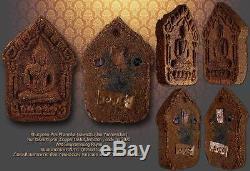Khunpaen Prai Phan-nigar Wat Sanpramoung Thai Buddha Genuine Amulets