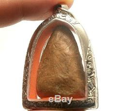 Khunpaen Strong Love Attraction Appeal Lucky Thai Antique Buddha Amulet Pendant
