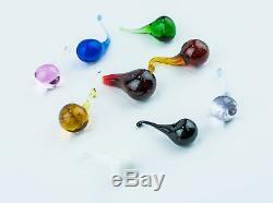 LEKLAI KAEW 9color talismans protect magic lucky Rare thai buddha amulet 736