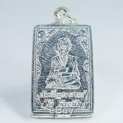 LEKlAI 7color phra somdej thai buddha amulet real power lucky protect 651