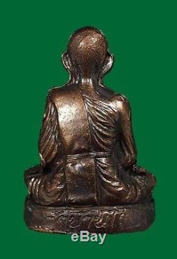 Lp Koon Wat Banrai Series Khun Phra Thep Prathanphorn Thai Amulet Buddha Be. 2536