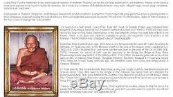 LP TUAD generation frist, Wat Changhai, Thailand, PIM YAI, Thai Buddha Amulet
