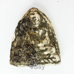 LP TUAD wat changhai protect magic lucky Rare thai buddha amulet 034