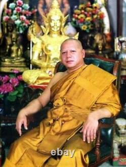 LP Wara Garuda Phaya Krut Thai Buddha Amulet wealth Health & Prosperity