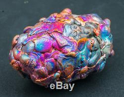 Leklai Noni Rainbow 7Color protect magic lucky Rare thai buddha amulet 767