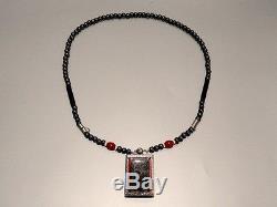 Lp. Boon Lord Buddha Samadhi Under Bo Tree Thai Amulet Necklace Lucky Pendant Hot