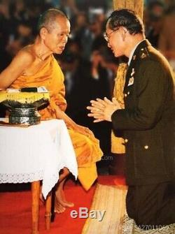 Lp Koon Wat Banrai Thai Amulet Buddha Khunpratep Pratarnporn Be. 2536 Lucky