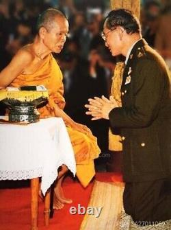 Lp Koon Wat Banrai Thai Amulet Buddha Pokasab88 Saeyid88 Alpacca Be. 2553 Lucky
