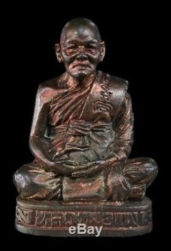 Lp Pae Wat Pikul Thong Thai Amulet Buddha Saeyid93 Nawaloha Be. 2539 For Lucky