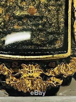 Lp Phaann Genuine Thai Amulet Buddha Phra Khunpaen Prai Suriya Love Angel Lucky