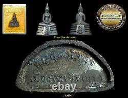 Lp Sotron Wat Sotron 2540 Nawaloha Statue Powerful Buddha Thai Amulet