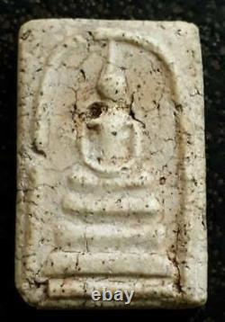Lp Toh Phra Somdej Pim Yai Wat Rakang Real Thai Buddha Amulet Antique Talisman