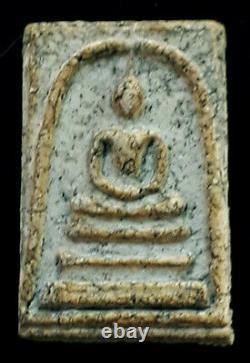 Lp Toh Wat Rakang Antiques Thailand Buddha Thai Amulet Phra Somdej Pim Yai