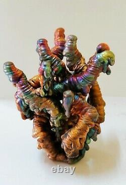 Magic Leklai Suriyan Racha Rainbow 7 Color Buddha Amulet Thai Protection Power