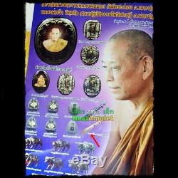 Meed Mor Tao Wessuwan By Lp Jeed Knife Magic Powerful Protect Thai Buddha Amulet