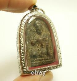 Nangkwak Lady Call Money Fortune Lp Boon Thai Buddha Amulet Pendant For Merchant
